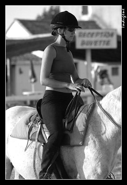 La promenade à cheval