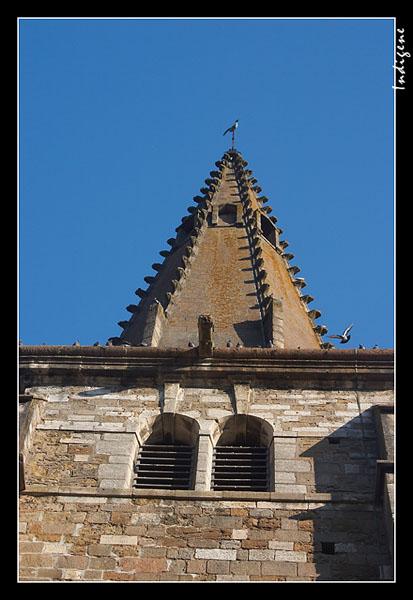 Eglise de Nolay