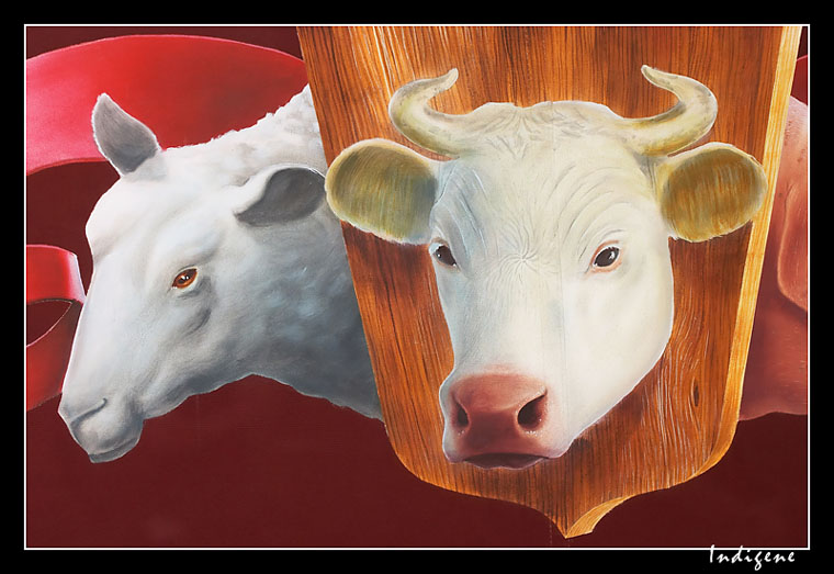 Vache ou brebis