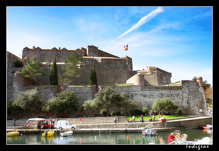 Le Château Royal à Collioure