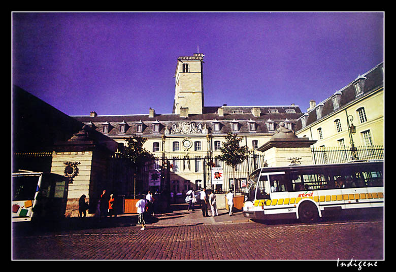 Dijon - L'hotel de ville