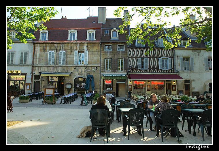 Emile Zola à Dijon