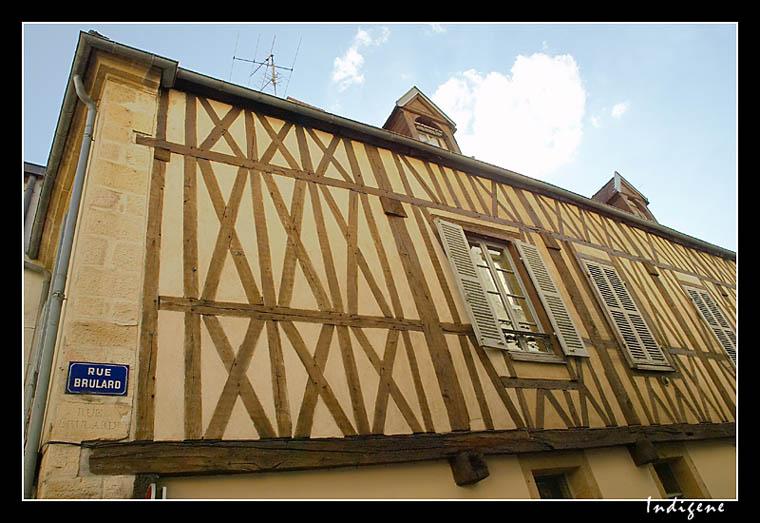 Dijon - Rue Brulard