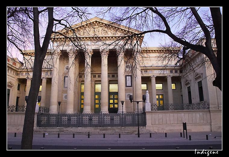 Le tribunal de Nîmes