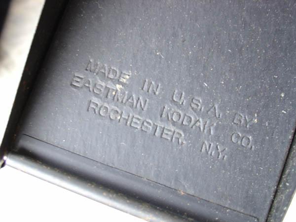 un box Eastman Kodak