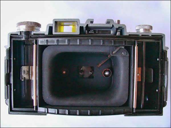 interieur appareil photo