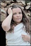 photo La dame blanche (couleur)