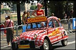 photo La 2 CV Cochonou