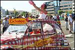 photo 2CV Cochonou