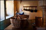 photo Cuivres et panier d'osier