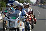 photo Les motos de la télévision