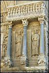 photo Les statues de l'église