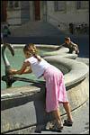 photo La fontaine d'Arles
