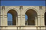 photo Les arènes romaines d'Arles