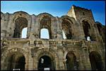 photo Les arènes antiques d'Arles