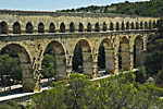 photo L'aqueduc du Pont du Gard