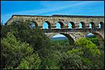 photo Extrémité du Pont du Gard
