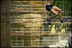 photo Le plongeur du Pont du Gard