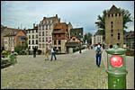 photo Les Ponts Couverts à Strasbourg