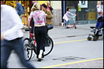 photo Chute de vélo