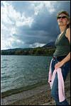 photo Le ciel se couvre sur le Lac