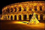photo Les arènes romaines