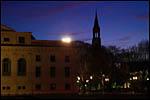 photo L'aube à Nîmes