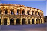 photo Photo des arènes de Nîmes
