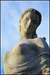 photo La dame de pierre