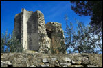 photo Les ruines de la Tour Magne