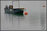 photo Le bateau sur le lac