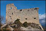 photo Les ruines du château