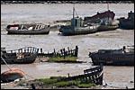 photo Cimetière à bateaux