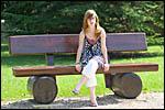 photo Lassitude sur un banc