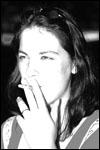 photo La belle fumeuse
