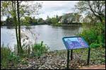 photo Le lac du Château