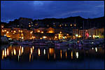 photo Port-Vendres de nuit