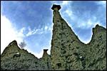 photo Les cheminées de fées