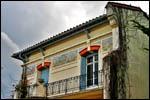 photo Maison à la fresque