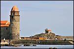 photo Le clocher de Collioure