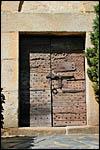 photo La porte de bois