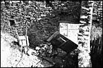 photo Le prieuré en ruines