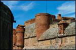 photo Les remparts de la forteresse