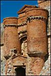 photo Entrée de la forteresse de Salses