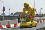photo Le maillot jaune
