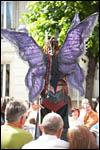 photo Une Fée-papillon