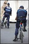 photo La police ferme le cortège