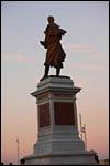 photo Statue de Lamartine à Mâcon