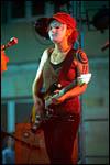 photo Blizzar B en concert