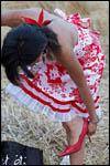 photo La chaussure rouge